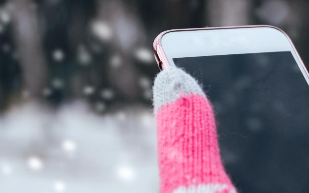 Waarom valt mijn smartphone uit door de koude? (Dit kan je er aan doen!)